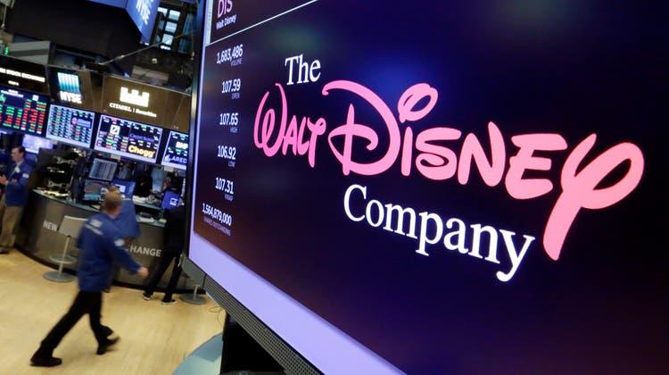 Walt Disney schnappt sich Teile von Fox. (Bild: Richard Drew)