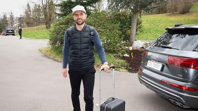 Schweizer Team ohne Mehmedi nach Georgien