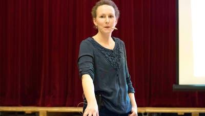 Diana Sterkmanist Präsidentin der Primarschule Nussbaumen. (Bild: Andreas Taverner)