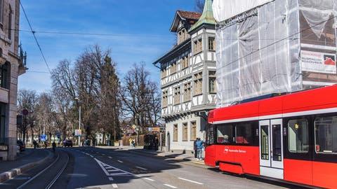 Haltestelle am Spisertor in St.Gallen: «Eine Zumutung» – scharfe Kritik aus dem Quartier