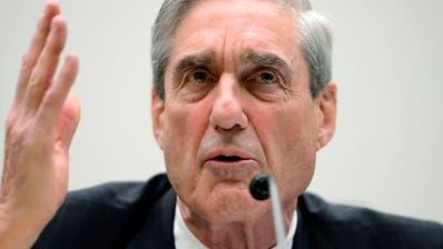 US-Sonderermittler Mueller legt Bericht zu Russland-Affäre vor