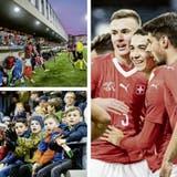 Stimmungsvolle Premiere in Kriens: Souveräner 4:1-Sieg der Schweizer U21-Nati gegen Kroatien