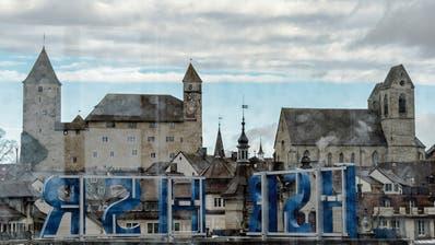 «Eine Perle unter den Fachhochschulen»: Politiker verteidigen Führungsrolle der HSR Rapperswil