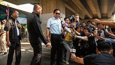 Thailand: Militärjunta feiert Wahlerfolg
