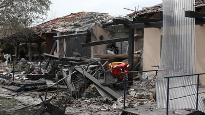 Hamas-Sprecher verkündet Waffenruhe nach ägyptischer Vermittlung
