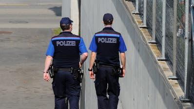 Obwaldens Polizisten hatten auch 2018 viel Arbeit. (Bild: Markus von Rotz)