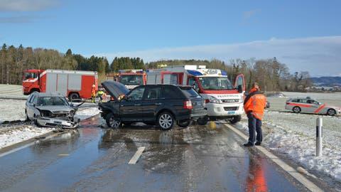 Im vergangenen Jahr gab es mehr Unfälle mit Schwerverletzten. (Bild: Kapo TG)