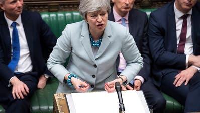 Unterhaus erzwingt gegen Mays Willen Brexit-Abstimmungen