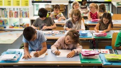 Bald sollen die Schülerzahlen in Freidorf wieder ansteigen. (Bild:PD)