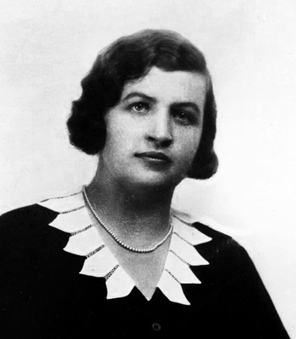 Margrit Lippuner-Knie (1897-1974) war die Grossmutter von Fredy Knie junior und Rolf Knie. (Bild: Zirkus Knie)