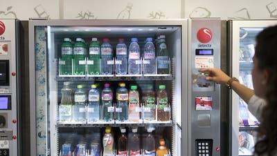 Selecta wirft Coca-Cola-Produkte aus dem Automaten