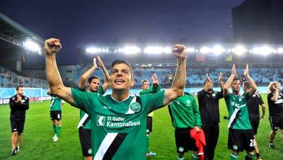 Karriereende, Rumänien oder SC Brühl – was die Europa-League-Helden des FC St.Gallen heute machen
