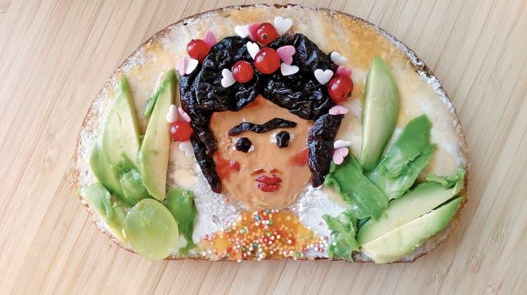 Bloggerin bringt die Kunst aufs Brot