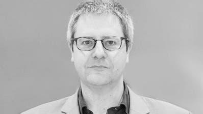 Auslandkorrespondent Sebastian Borger.