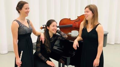 Pellegrini-Trio spielt im Theater Uri