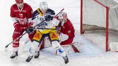 HC Lausanne - EV Zug: So lief Spiel 2 der Playoff-Halbfinal-Serie