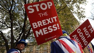 Parlament soll über Ausstiegs-Teil des Brexit-Pakets abstimmen