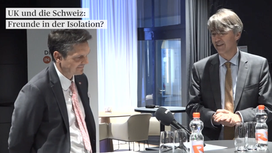 UK und die Schweiz: Freunde in der Isolation?