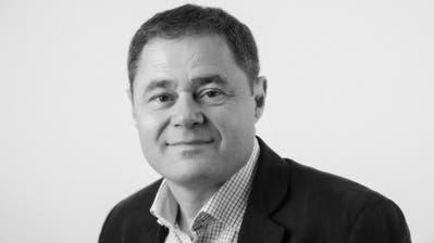 Dave Angst, Chefredaktor der Thurgauer Zeitung. (Bild: Ralph Ribi)