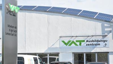 VAT verlängert die Kurzarbeit in Haag um drei Monate. (Bild: Archiv)