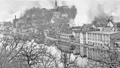 Als Bomben über Schaffhausen fielen