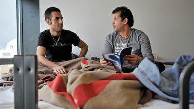 Es geht immer um Menschen – egal ob sie aus Eritrea oder dem Iran kommen.Bild: Reto Martin (Aufnahme vom 19.12.2011)