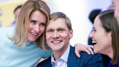 Oppositionelle liberale Reformpartei gewinnt Wahl in Estland