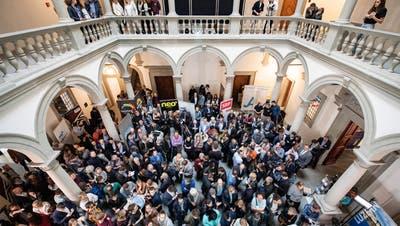 So präsentiert sich der neue Kantonsrat: Die 120 Luzerner Parlamentarier im Bild