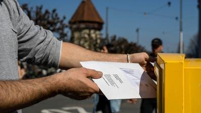Wahlbeteiligung im Kanton Luzern nimmt wieder zu