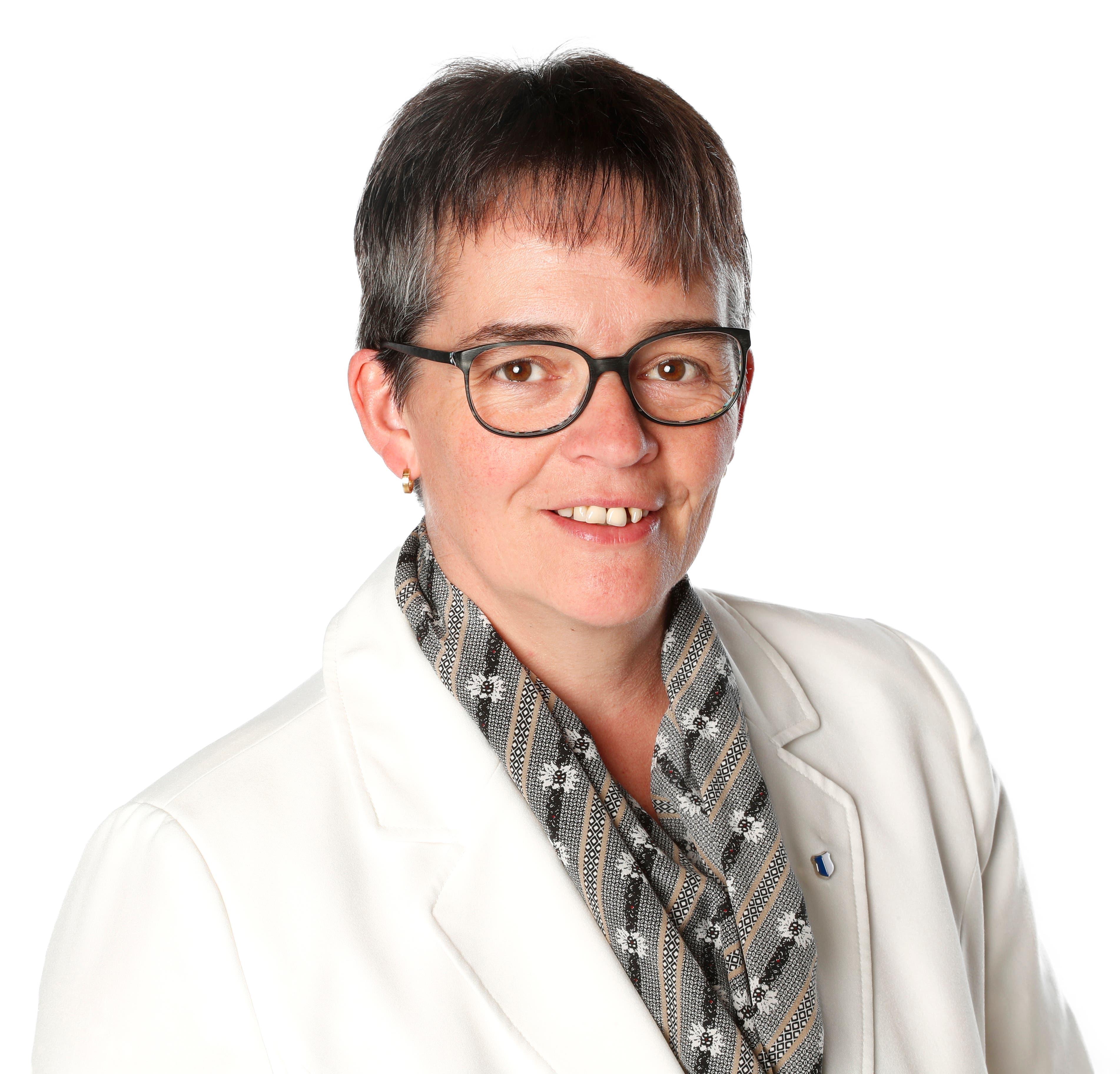 Vroni Thalmann-Bieri, SVP
