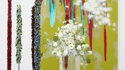 Vergängliche Blumenpracht im Aargauer Kunsthaus