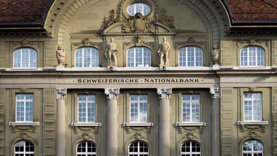 Die SNB erzielt 2018 einen Verlust von 14,9 Milliarden Franken. (Bild: Peter Klaunzer)