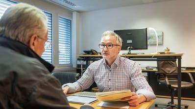Wittenbachs Gemeindepräsident lädt zu seiner ersten Bürgerstunde - und wird vom Ansturm überrascht