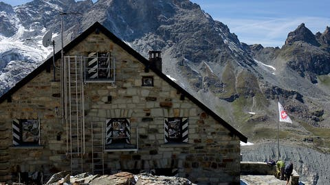 Rekordsommer 2018 sorgt für Aufschwung in den SAC-Hütten