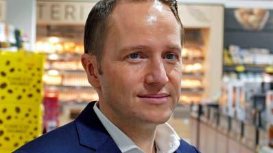 Timo Schuster, CEO Aldi Suisse
