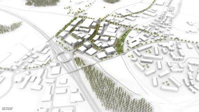 Wil West ist ein gemeinsames strategisches Projekt der Kantone Thurgau und St.Gallen sowie 22 umliegenden Gemeinden. Es umfasst Betriebsansiedlungen, Verkehrsmassnahmen und Lebensqualität. (Bilder: pd)