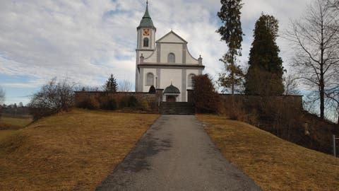 Die Katholische Kirche in Homburg, eines der Wahrzeichen der GEmeinde auf dem Seerücken. (Bild: Nana do Carmo)