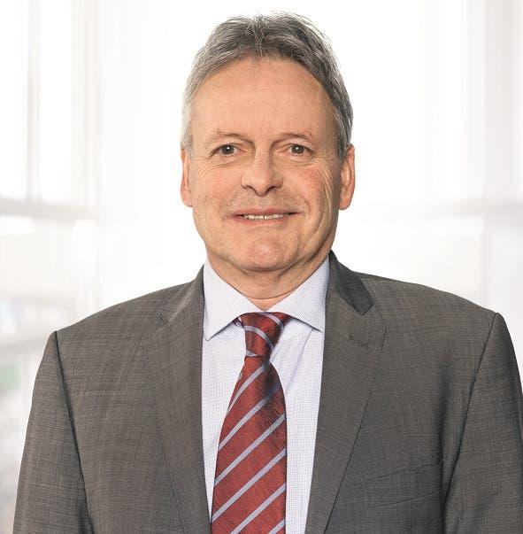 Urs Brücker (bisher), 60, Meggen.