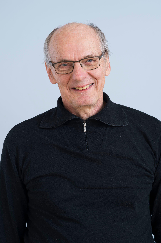 Günter Baigger, 70, Kriens.