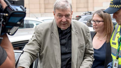 Zivilklage gegen verurteilten australischen Kardinal eingereicht