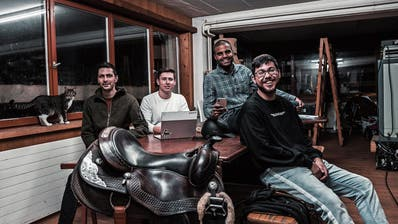 St.Galler Start-up digitalisiert Pferde