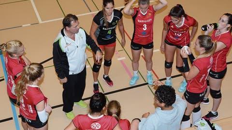Volley Toggenburg hat den Aufstieg in die Nationalliga A vorzeitig geschafft