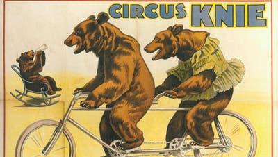100 Jahre Circus Knie: Ein Blick in die Geschichte einer Artistenfamilie