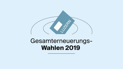 Porträts, Köpfe, Wahlhilfe, Geschichten: Alles zu den Luzerner Wahlen 2019