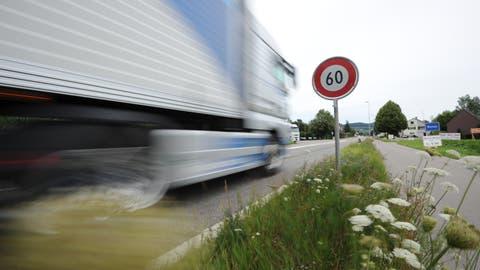 Die Bodensee-Thurtal-Strasse soll die Gemeinden im Mittel- und Oberthurgau vom Verkehr entlasten. (Bild: Nana do Carmo)