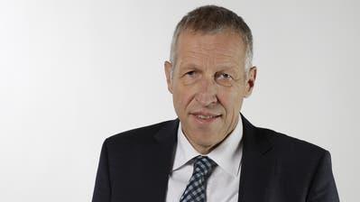 Konrad Graber, CVP-Ständerat, Kriens. (Bild: PD)