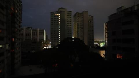 Grosser Stromausfall in Venezuela - Regierung spricht von Sabotage