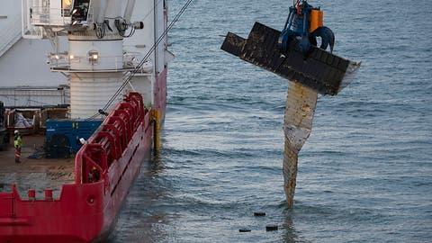 Millionen von Plastikteilchen nach Container-Havarie angespült