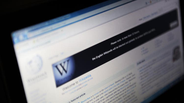 Warum Wikipedia einen Tag lang offline geht