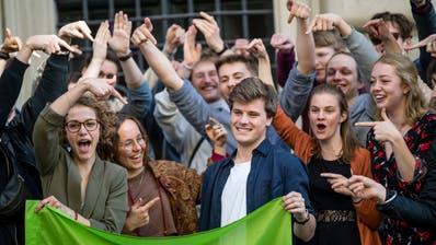 Jonas Heeb wurde in den Kantonsrat gewählt (Bild: Philipp Schmidli, Luzern, 31. März 2019)